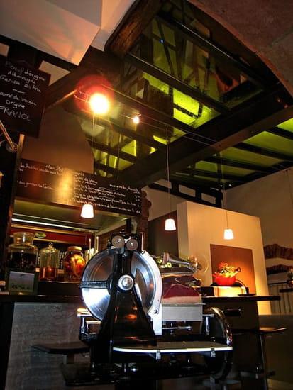 D'Brendelstub  - Le bar de la cuisine -