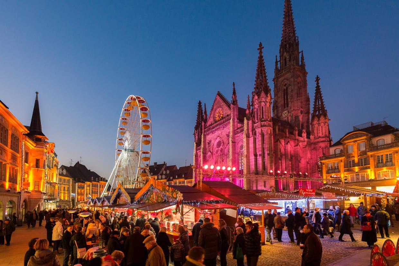 #B05D1B Marché De Noël : Quels Sont Les Meilleurs à Paris Et Dans  5347 décorations de noel bon marché 1240x827 px @ aertt.com