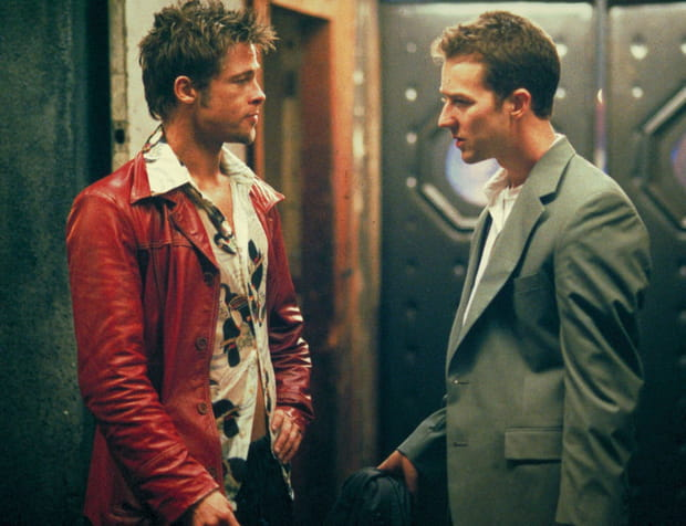 """Brad Pitt plus engagé que Edward Norton dans""""FightClub"""""""