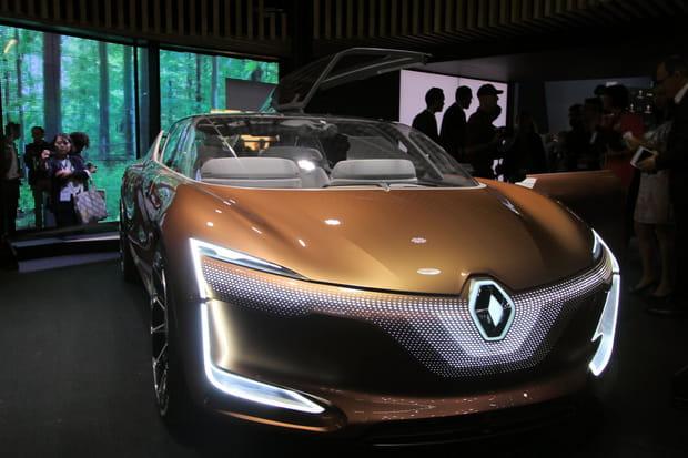 Renault Symbioz, un nouveau concept original