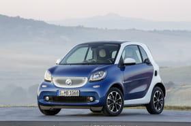 Smart Fortwo : pour quelles raisons est-elle la voiture préférée des voleurs ?