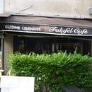 Falafel café