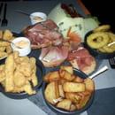Plat : Restaurant le M  - Assiette de tapas  -