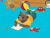 Petit Ours Brun : La carte postale