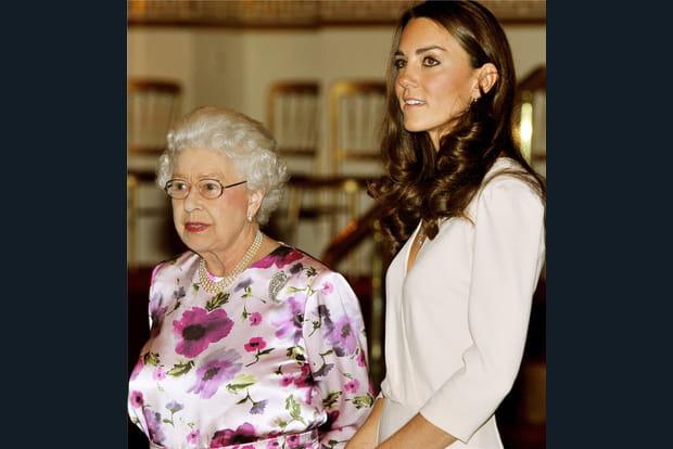 """Un style """"grand-mère"""" avec Kate"""