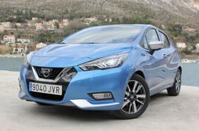 Essai Nissan Micra: mi-Clio, mi-craquante!