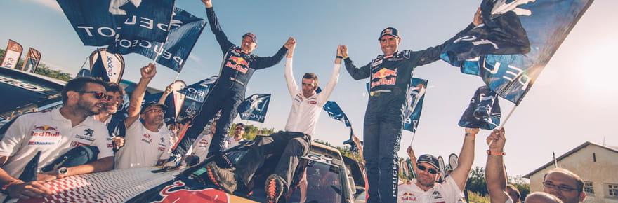 Dakar 2018: dernière pour Peugeot, du Pérou à l'Argentine [dates]