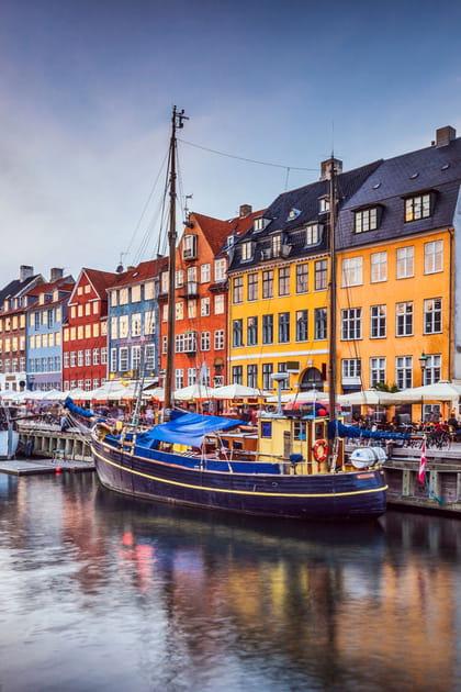 Copenhague, d'eau et de pêche