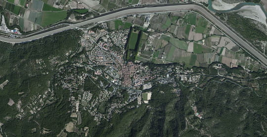 La Roque d'Antheron