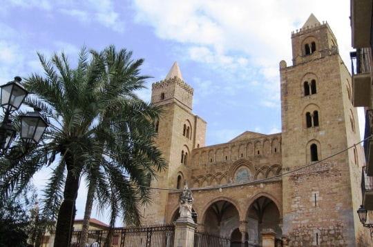 La cathédrale de Cefalu