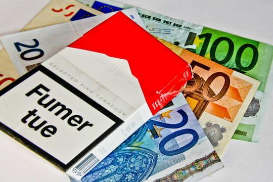 Prix du tabac: ce que vous coûte votre paquet de cigarettes