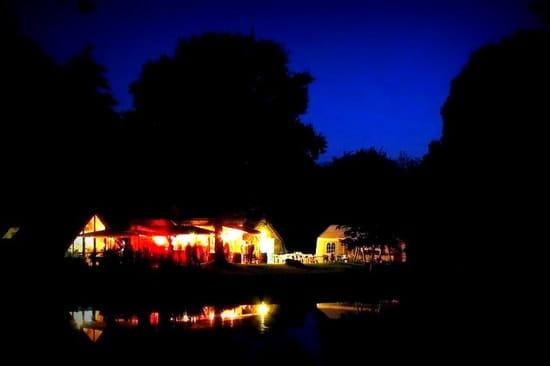 Au Moulin  - de nuit -   © moi