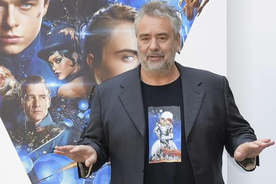 Luc Besson: accusé d'agression sexuelle, il se tait pour le moment