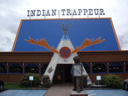 Indian Trappeur