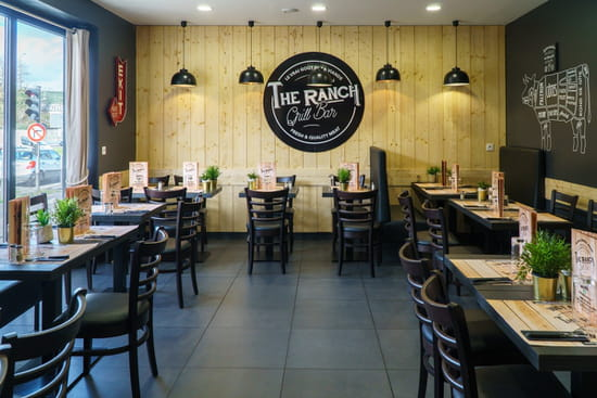 Restaurant : The Ranch  - the ranch bar à viandes bio -   © The Ranch