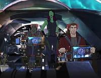 Les gardiens de la galaxie : Le fléau d'Attilan