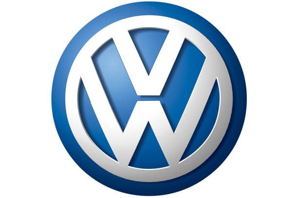 Les initiales de Volkswagen