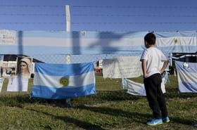 Sous-marin argentin disparu : les réserves en oxygène déjà épuisées?
