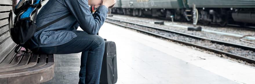 Quels sont les trains régionaux les moins ponctuels?