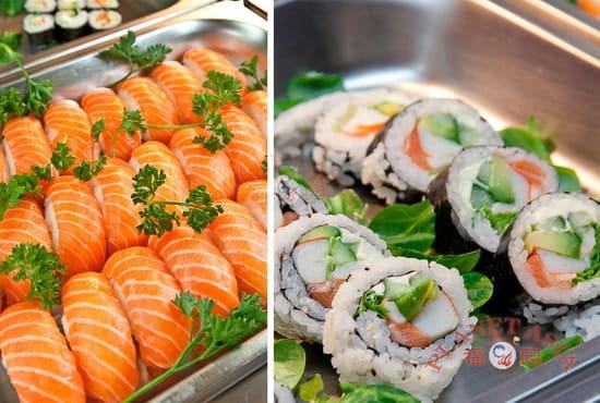 Planet Asia  - sushi maki -   © planet asia