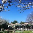 Le Jardin de Lourmarin  - vue du mini golf -