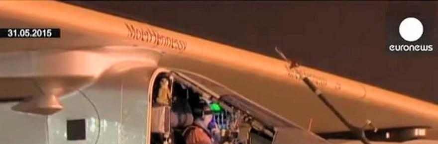 Solar Impulse : une pause au Japon, c'est grave ? [VIDEO]