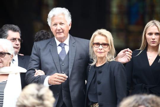 Pierre Bellemare: qui était présent à ses obsèques? [EN IMAGES]