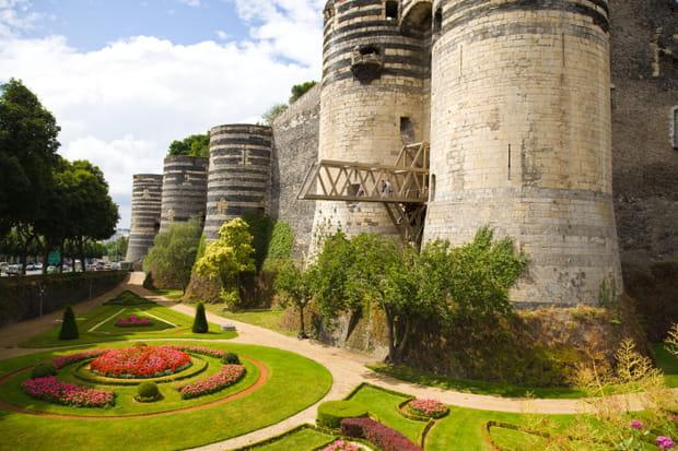 Angers, capitale de l'Anjou