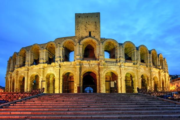 Les monuments romains d'Arles
