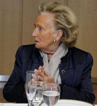 bernadette chirac en 2010.