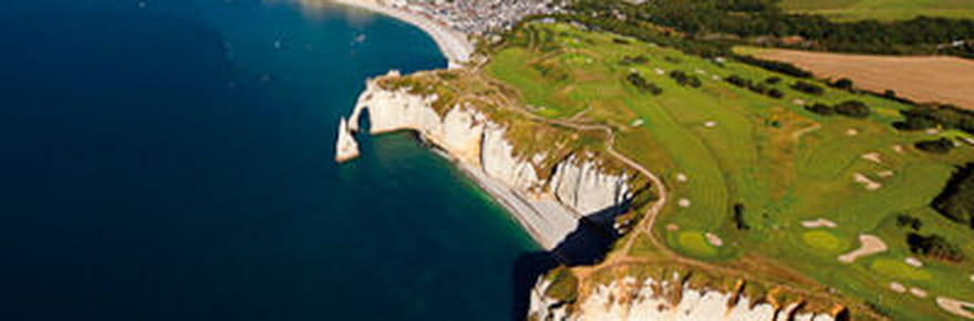 Photos du littoral de Normandie