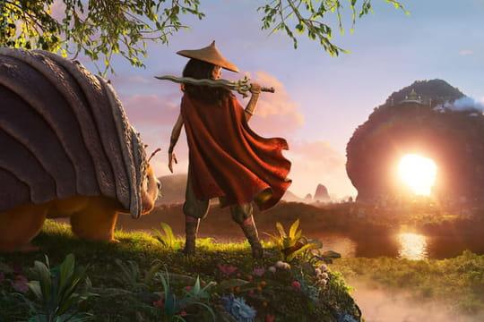 Raya et le dernier dragon: dans les coulisses du nouveau Disney
