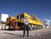 Convois exceptionnels : Mission en montagne / Télescope géant