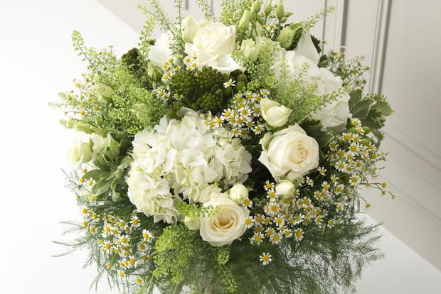 Le bouquet Nature et Sens d'Interflora