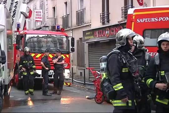 Incendie à Paris : les enquêteurs sur une piste criminelle