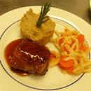 Les Aveilles  - Exemple d'assiette du restaurant les Aveilles -   © Les Aveilles