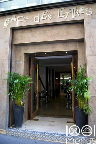 Café des Lettres