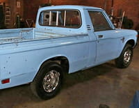 Occasions à saisir : Chevrolet LUV 1980
