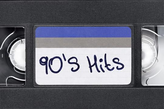Les meilleures chansons des années 90: notre playlist