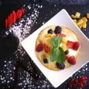 Dessert : Terre et Mer  - Sabayon  -
