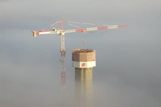 La construction du Viaduc de Millau en images