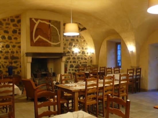restaurant proche issoire jardin ou terrasse