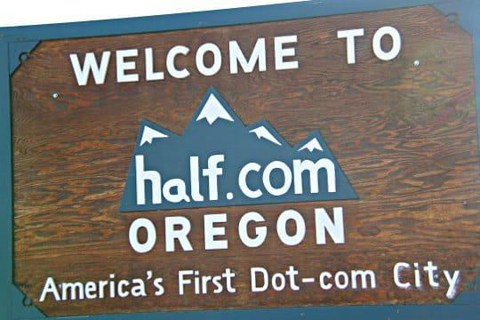 Half.com, la première cyberville