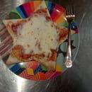 Le Chalet  - La pizza Etoile enfants -   © Corinne Barreau