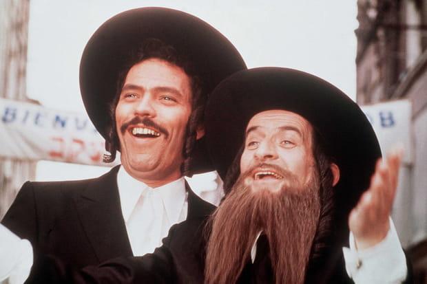 1973: Les Aventures de Rabbi Jacob