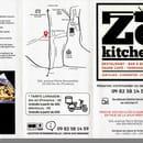 Restaurant : Ze Kitchen  - nous trouver -   © non