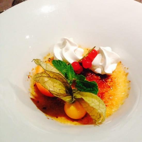 Dessert : Le Caveau des Lys
