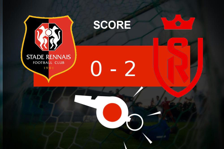 Rennes - Reims: le Stade Reims maîtrise son adversaire, les temps forts du match
