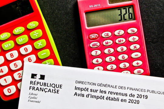 Impôt sur le revenu: tranche, calcul et taux