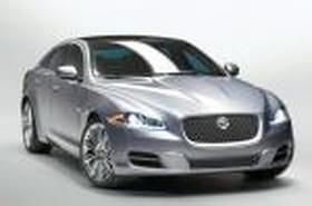 Jaguar XJ 2009: la rupture